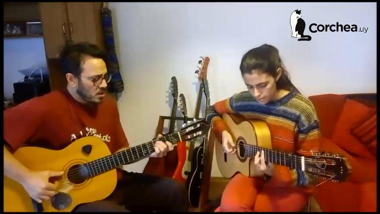 Pedro y Carmela