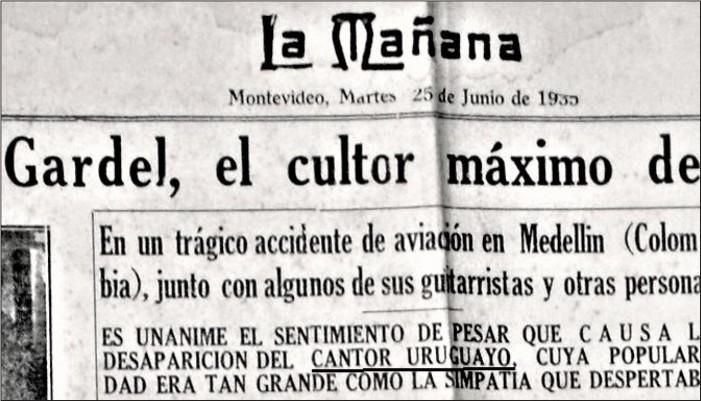 gardel La Mañana